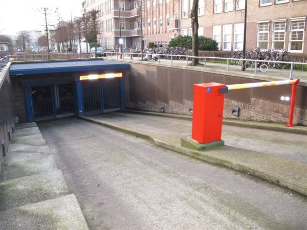 PARKING PLACE IN GARAGE – OLD-WEST AMSTERDAM